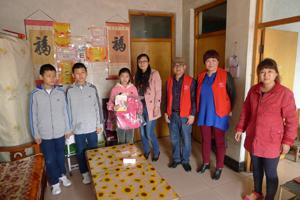 救助貧困學生